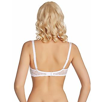 Mio Classic Orchid White Floral Push Up Bra 148-12-L