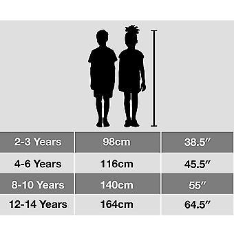 מזהה ילדים/צוות הילדים שרוול קצר התאמה רגילה V-צוואר ספורט חולצת טריקו