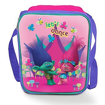 Trolls Childrens/Kids Official Lets Dance Lunch Bag