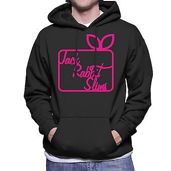 Pulp Fiction Jack Rabbit Slims Men's Hooded Sweatshirt