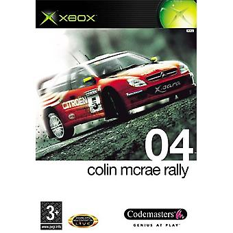 Colin McRae Rally 4 (Xbox)-nieuw
