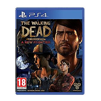 The Walking Dead - Telltale Series The New Frontier (PS4) - New