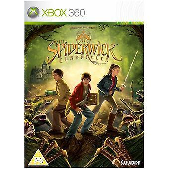 Spiderwick Chronicles (Xbox 360)-fabriks forseglet