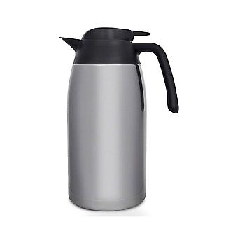 Thermos 2.0L S/Steel Vacuum Insulated Carafe