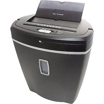 Peach PS500-50 Document shredder Particle cut 4 x 33 mm 21 l No. of pages (max.): 5 Safety level (document shredder) 4 Also shreds Staples