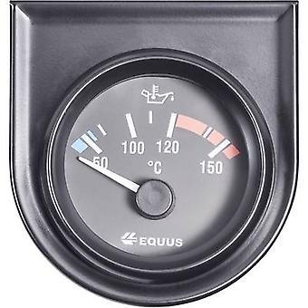 Equus 842109 Water/oil temperature gauge 60 - 160°C 12V