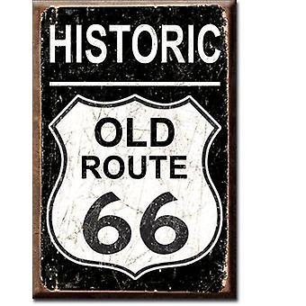 Исторический старый маршрут 66 Холодильник магнит