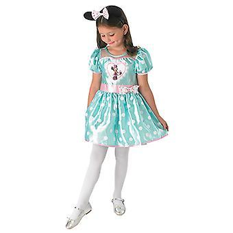 Minnie Mouse Mint Cupcake Kostüm für Kinder