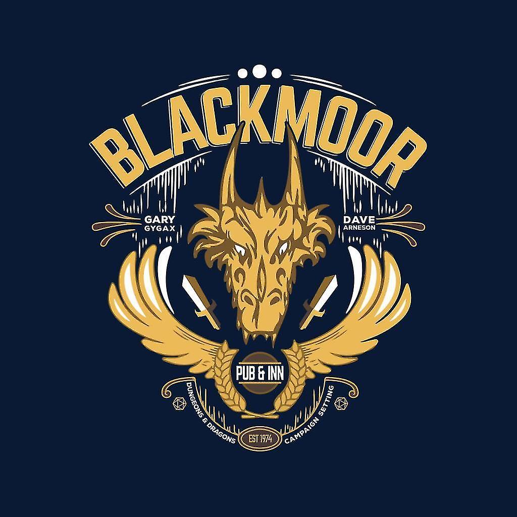 Sweatshirt Blackmoor Pub et de la femme de Inn