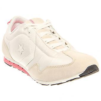 التحدث المرأة أحياء ثور نسيج منخفضة الأعلى الرباط حتى الأزياء أحذية رياضية