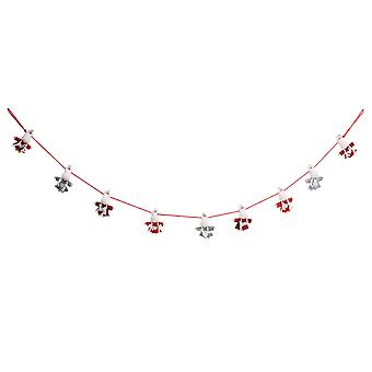 Scandi Girls Christmas Garland