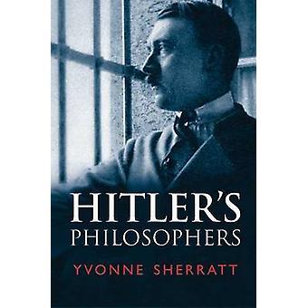 Filósofos de Hitler por Yvonne Sherratt - livro 9780300151930