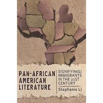 Pan-afrikanske amerikansk litteratur - Signifyin(g) indvandrere i Twent