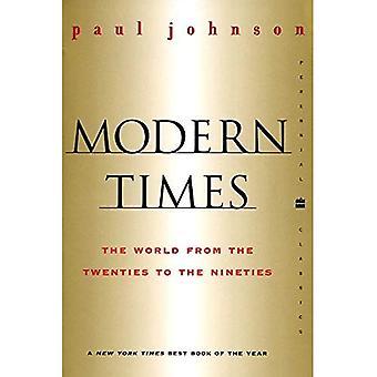 Neuzeit überarbeitete Ausgabe: Welt aus den zwanziger Jahren zu den neunziger Jahren, die