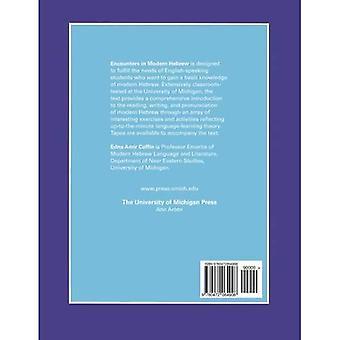 Encounters in Modern Hebrew: Level 2, Vol. 2