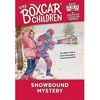 Insnöade Mystery (Boxcar barn)