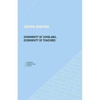 Gemenskap av forskare, gemenskap av lärare (Paradigm)