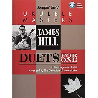 Jumpin ' Jim's Ukulele Masters: James Hill: Duets for One