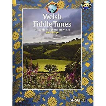 Welsh Fiddle Tunes: 97 Traditional Pieces for Violin (Schott World Music Series)