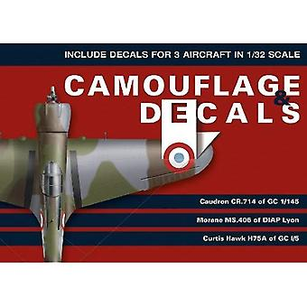 Camouflage & Decals: v. 1 (Camouflage and Decals)