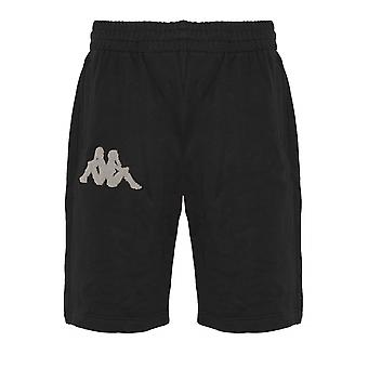 Kappa Black Jersey Shorts