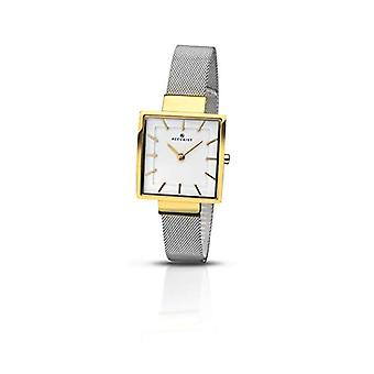 Accurist Quartz analogue watch with stainless steel strap 8131.01