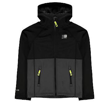 Karrimor chicos Alpiniste Soft Shell chaqueta Junior