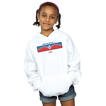 Marvel Girls Captain Marvel Sending Hoodie