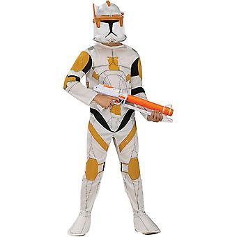 Star Wars Clonetrooper Cody bambino Costume