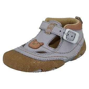 Jungen Startrite Pre-Wanderer Schuhe Pfoten
