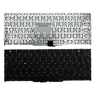 Apple MacBook Air 11 tuuman Late 2010 taustavalaistu versio (ilman taustavalaistu Board) Musta UK layout korvaaminen Laptop Keyboard