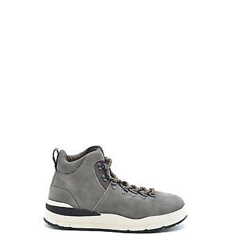 Woolrich Ezbc033030 Dames's Grey Suede Ankle Boots