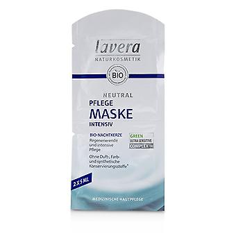 Lavera Neutral Intensive Care Mask - 2x5ml