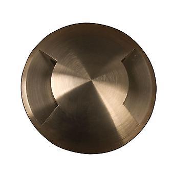 Elstead-2 pierścień kierunkowy w ziemi światło-mosiądz-GZ/FUSION6