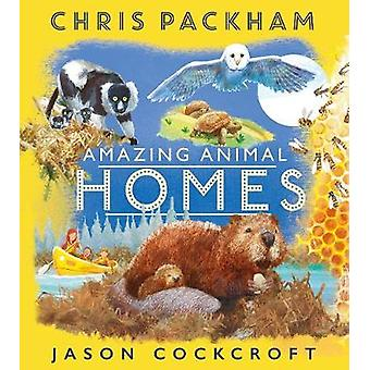 Amazing Animal Homes by Amazing Animal Homes - 9781405284899 Book