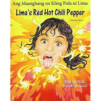 Piment rouge chaud de Lima