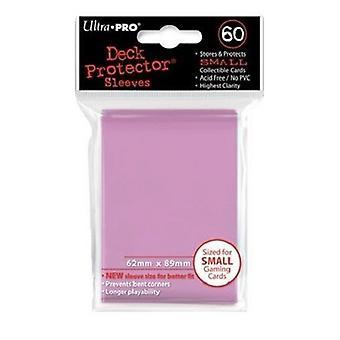 Ultra υπέρ για προστατευτικά καταστρώματος συμπαγές μικρό μέγεθος ροζ