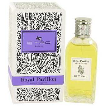 Royal Pavillon by Etro Eau de toilette spray (unisex) 3,3 oz (mulheres) V728-460720