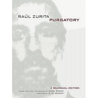 Purgatório - Edição bilíngue por Raul Zurita - Anna Monteiro - C. D. Wr