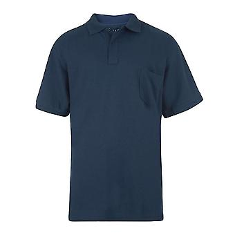 Kam Plain Polo Shirt