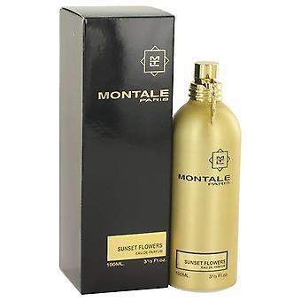 Montale Sunset Flowers Eau De Parfum Spray By Montale   518269 100 ml