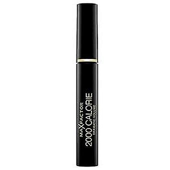 Max factor 2000 calorie dramatische look mascara-9ml (zwart/bruin)