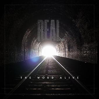 Word Alive - Real [CD] USA import