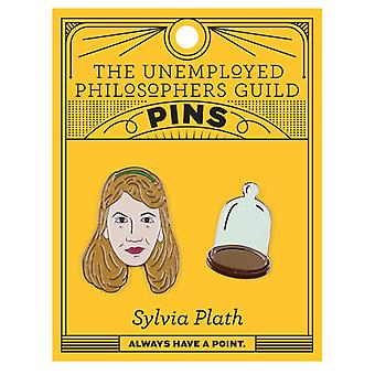 Pin Set - UPG - Sylvia Plath & Bell Jar 5220