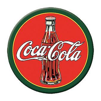 Coca-Cola rundt logoen Magnet