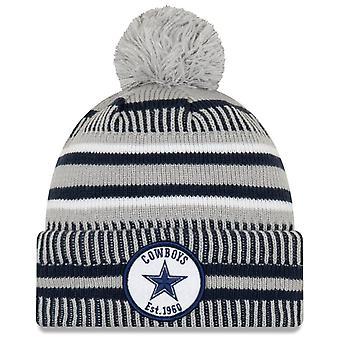 New Era Sideline Home 2019 Bommel Hat Dallas Cowboys