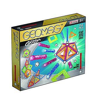 Geomag Glitter Panels Set (44-Teiler)