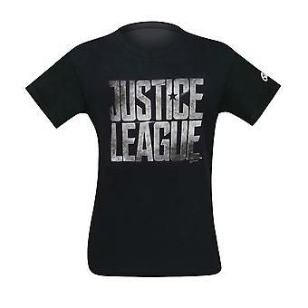 Justice League Movie logo mænd ' s T-shirt
