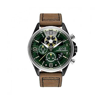 AVI-8 - Wristwatch - Men - Hawker Harrier II AV-4051 - AV-4051-02 - Vert