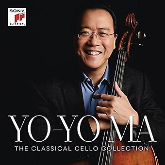 Yo-Yo Ma - Yo-Yo Ma: The klassisk Cello Collection [DVD] USA import